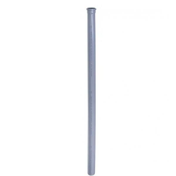 Труба канализационная ГОСТ D 50x1.8 мм L 2м полипропилен