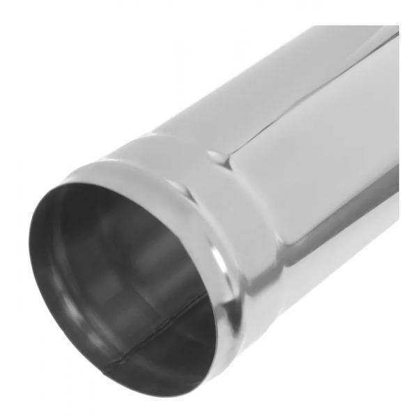 Дымоход Ferrum 1.0 м 430/0.8 мм D150 мм
