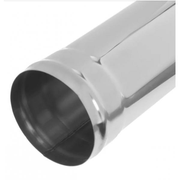 Дымоход Ferrum1.0 м 430/0.8 мм D120 мм