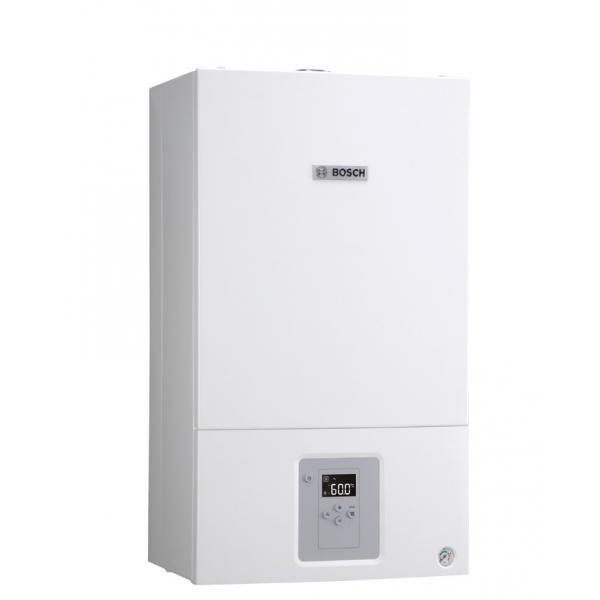 Настенный газовый двухконтурный котёл Bosch GAZ WBN 6000-12C RN