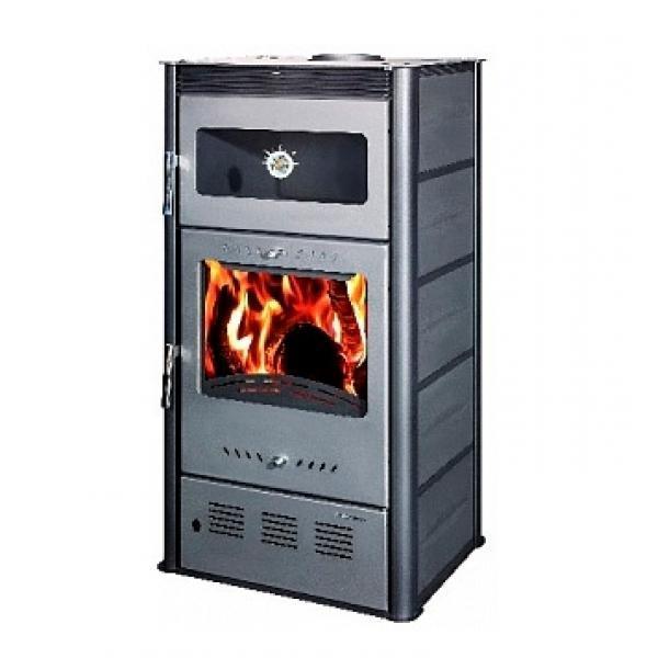 Печь отопительно-варочная с духовым шкафом Hosseven Rose 5060 Oven