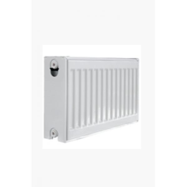 Стальной панельный радиатор Oasis OC 22 с боковым подключением 300x1000