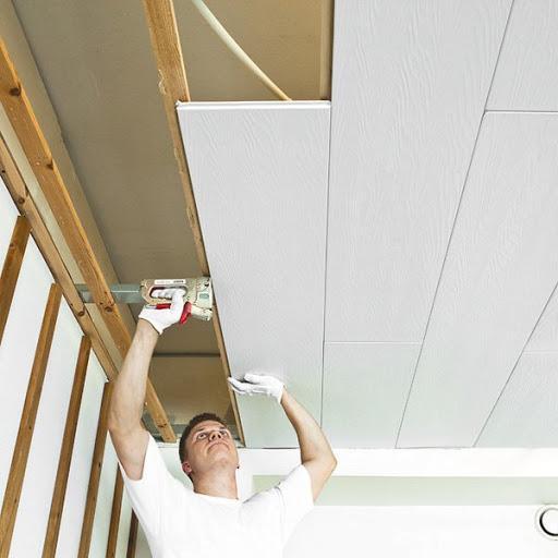 Что такое потолочные панели